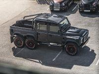 2018 Kahn Design Land Rover Defender Flying Huntsman 6x6 Double Cab Pick Up