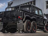 2018 Kahn Design Land Rover Defender Flying Huntsman 6x6 Double Cab Pick Up