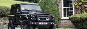 2018 kahn design Land Rover Defender Flying Huntsman