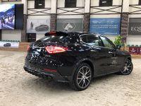 2018 LARTE Design Maserati Levante Black Shtorm