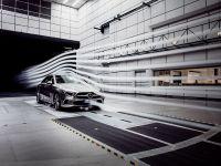 2018 Mercedes-Benz A-Class aerodynamic tests