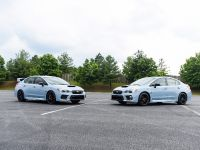 2018 Subaru WRX Series.Grey