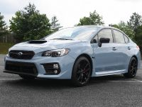 2018 Subaru WRX Series.Grey