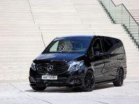 2018 VANSPORT.DE Mercedes V-250 Black Pearl