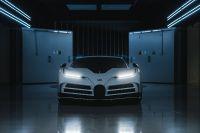 2019 Bugatti Centodieci