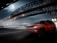 2019 Jeep Compass and Renegade Night Eagle Editions