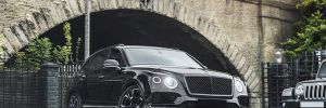 2020 2019 Kahn Design Bentley Bentayga Cemetary Edition