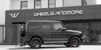 2019 Mercedes G63 AMG Tuning up to 780hp