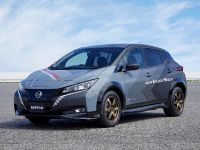 2019 Nissan EV Test Vehicle