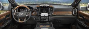 2019 Ram 3500 Heavy Duty Laramie Longhorn Edition