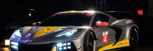 2020 Chevrolet Corvette C8.R
