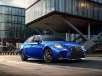 2020 lexus IS F SPORT Blackline