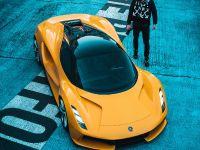 2020 Lotus Evija new