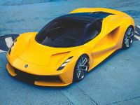 2020 Lotus Evija new