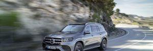 2020 Mercedes-Benz GLS 4MATIC