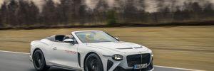 2021 Bentley Bacalar Car Zero