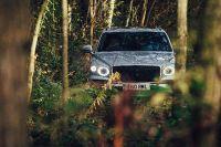 2021 Bentley Bentayga V8 SUV