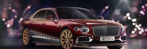2021 Bentley Santa's Flying Spur
