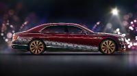 2021 Bentley Santa's Flying Spur
