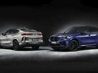 2021 BMW X5 M and BMW X6 M
