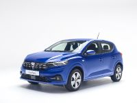 2021 Dacia Sandero and Sandero Stepway