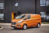 2021 Ford Fiesta and Transit-Tourneo