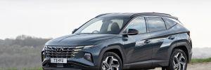 2021 Hyundai Tucson compact SUV
