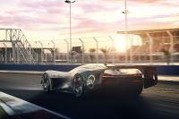 2021 Jaguar Vision Gran Turismo SV