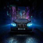 2021 Rolls-Royce Black Badge Ghost