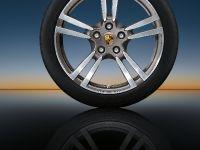 911 Turbo II wheels for the Panamera range