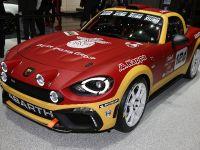 Abarth 124 Rally Geneva 2016