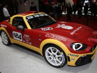Abarth 124 Rally Geneva 2016