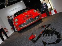 Abarth 500 Frankfurt 2009