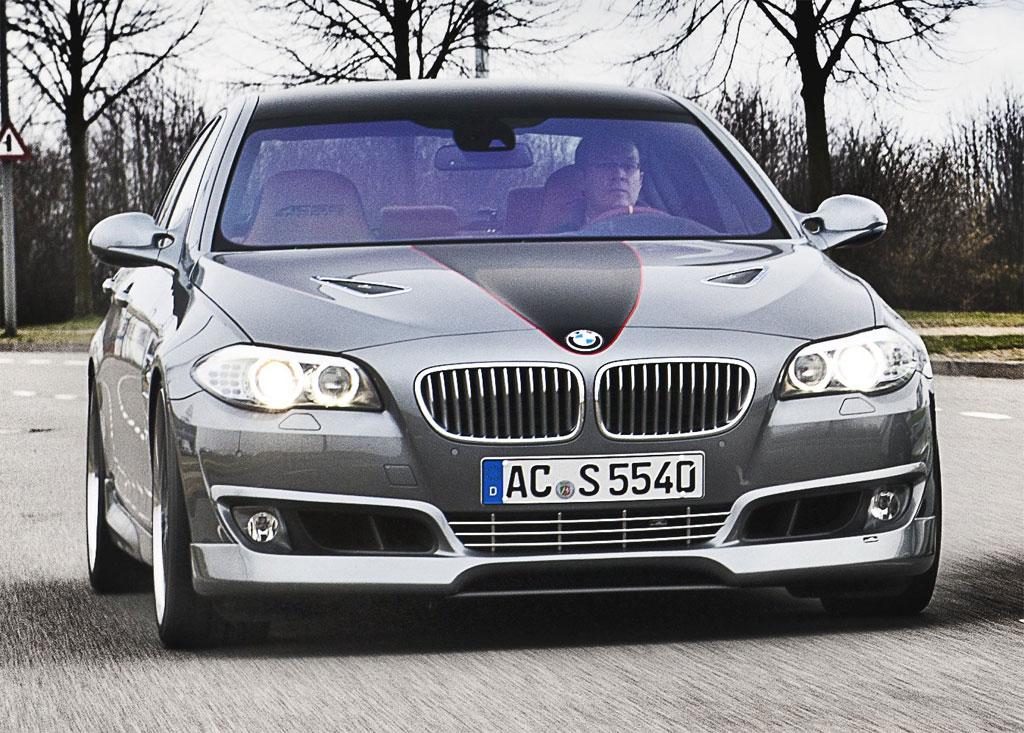 AC Schnitzer 2011 BMW 550i - фотография №3