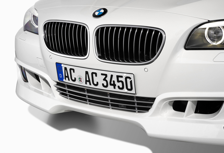 AC Schnitzer-релизов программы для BMW 5-series седан (F10) - фотография №1
