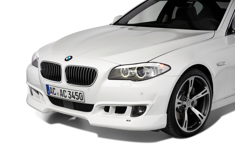 AC Schnitzer-релизов программы для BMW 5-series седан (F10) - фотография №13