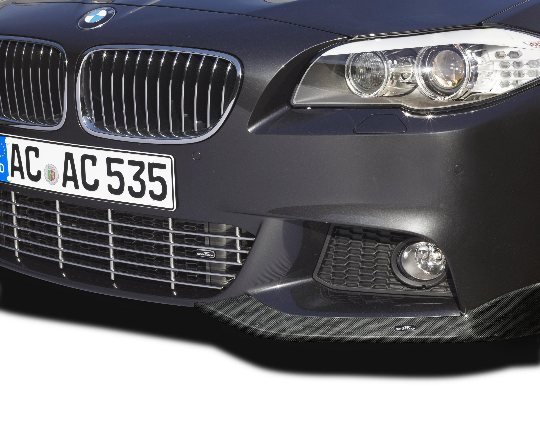 AC Schnitzer уточняет новый BMW 5-series Touring - фотография №2