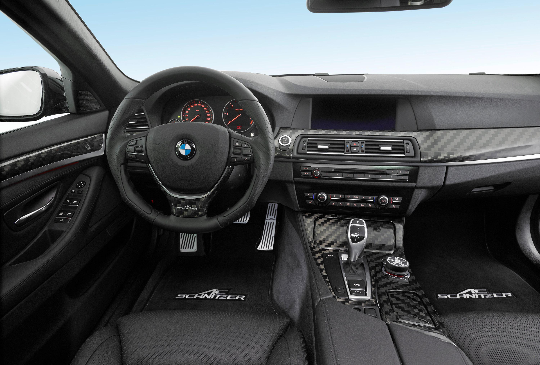 AC Schnitzer уточняет новый BMW 5-series Touring - фотография №3