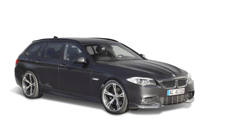 AC Schnitzer уточняет новый BMW 5-series Touring - фотография №5