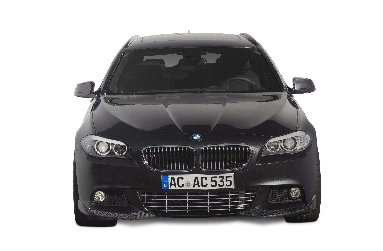 AC Schnitzer уточняет новый BMW 5-series Touring - фотография №6