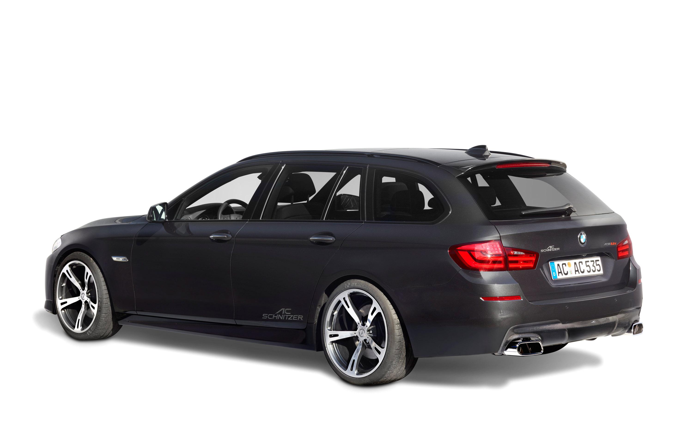 AC Schnitzer уточняет новый BMW 5-series Touring - фотография №7
