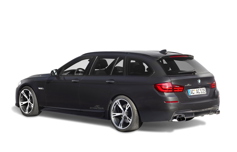 AC Schnitzer уточняет новый BMW 5-series Touring - фотография №9