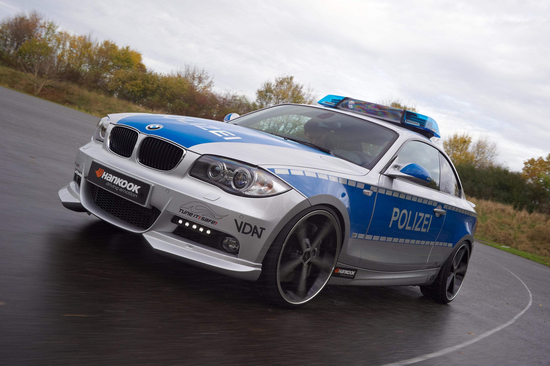 AC Schnitzer представлена ACS1 2.3 d Coupe автомобиль полиции - фотография №5