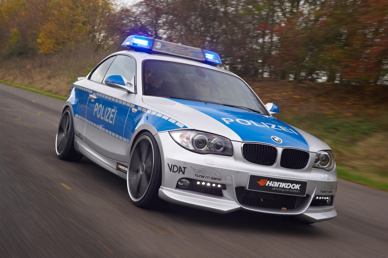 AC Schnitzer представлена ACS1 2.3 d Coupe автомобиль полиции - фотография №6