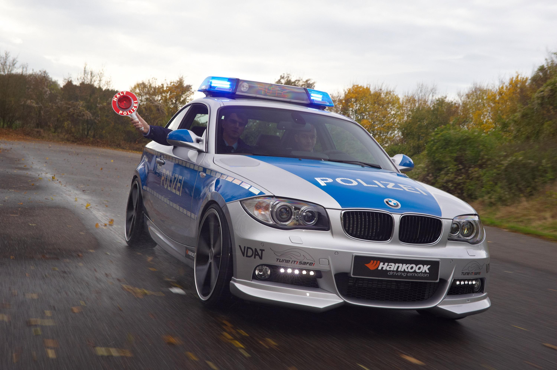 AC Schnitzer представлена ACS1 2.3 d Coupe автомобиль полиции - фотография №8