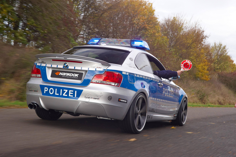 AC Schnitzer представлена ACS1 2.3 d Coupe автомобиль полиции - фотография №11
