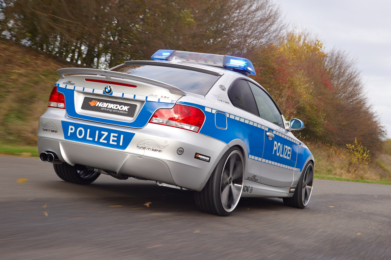 AC Schnitzer представлена ACS1 2.3 d Coupe автомобиль полиции - фотография №12