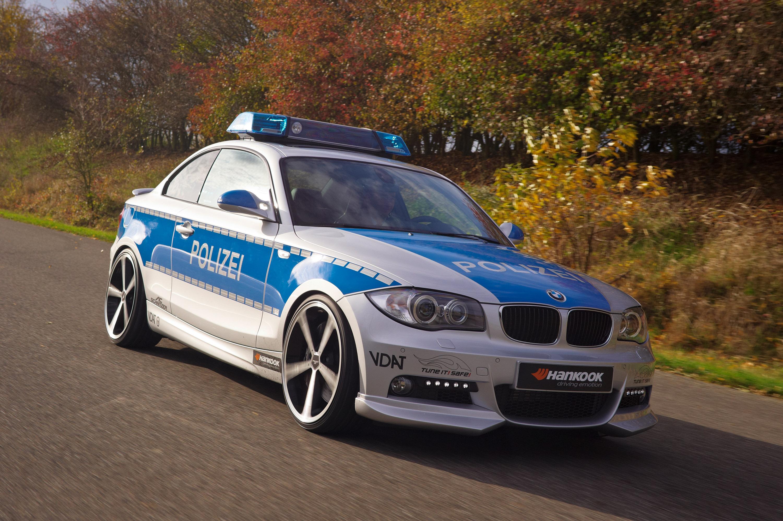AC Schnitzer представлена ACS1 2.3 d Coupe автомобиль полиции - фотография №14