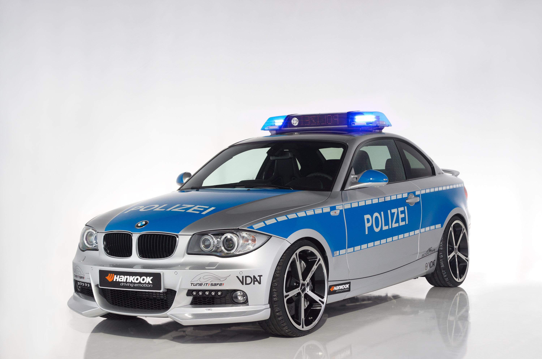 AC Schnitzer представлена ACS1 2.3 d Coupe автомобиль полиции - фотография №21