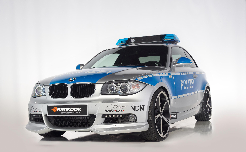 AC Schnitzer представлена ACS1 2.3 d Coupe автомобиль полиции - фотография №22